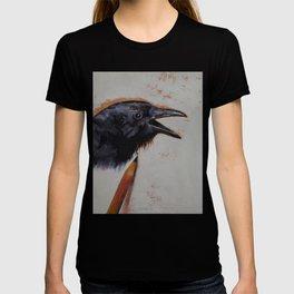 Raven Sketch T-shirt