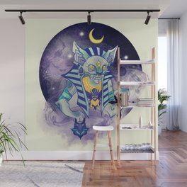 Egyptian Sphinx Cat Wall Mural