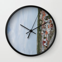 Swedish Island Wall Clock
