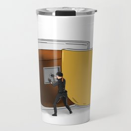 Coffee Confidential Travel Mug