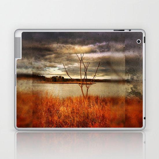 Fall Stalk Laptop & iPad Skin