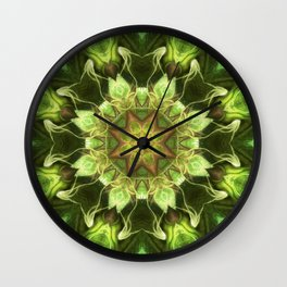 Planet Tree Wall Clock