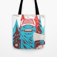 Cornelius : Lumberjack Tote Bag