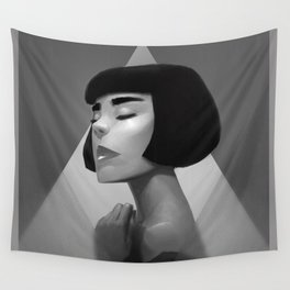 Thinking of you Wall Tapestry