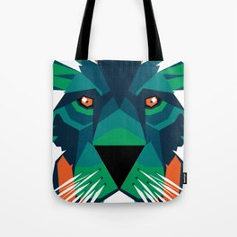 Aurora Lion Tote Bag