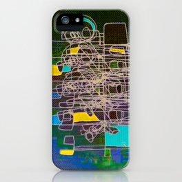 MC COM iPhone Case