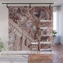 Rose Gold Luxury Wall Mural