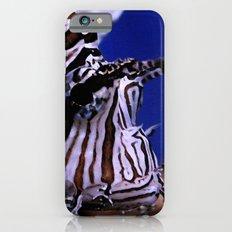 Lion fish iPhone 6s Slim Case