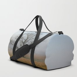 In a Fog - Mystical Morning in the Great Smoky Mountains Duffle Bag