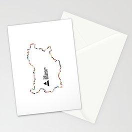 The Bulgarian Echelon (Colour) Stationery Cards