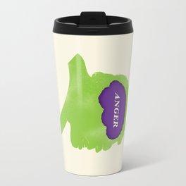 Hulk Phrenology Travel Mug