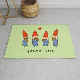 Gnome Love Rug