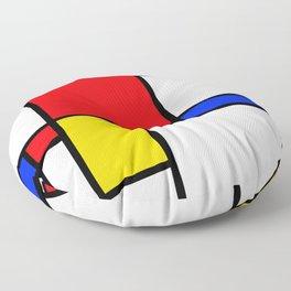 Piet Pattern Floor Pillow