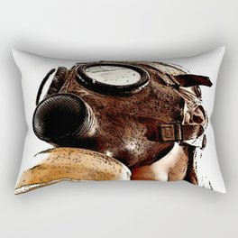WAR Rectangular Pillow