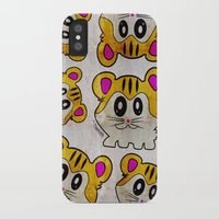rap iPhone & iPod Cases featuring Rap Rats by EarlyHuman