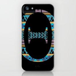 Theta iPhone Case