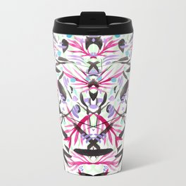 Berry Exotic Jungle #2 Metal Travel Mug