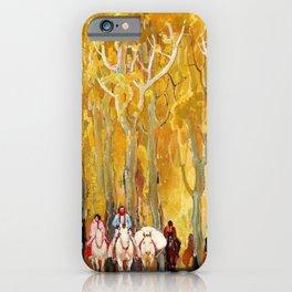 Glorietta - William Herbert Dunton iPhone Case