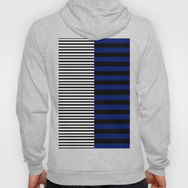 Different Sides (Blue) Hoody