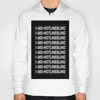 hotline miami Hoodies featuring HOTLINE  by I Love Decor