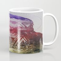 christ Mugs featuring Thrice Christ by EclecticArtistACS