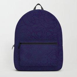MANDALA BLUE GLOJG Backpack