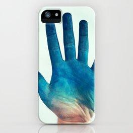 Algid iPhone Case