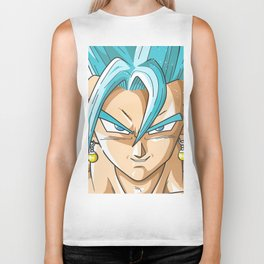 Dragon ball super Biker Tank