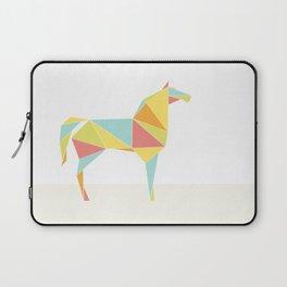 Origami Horse by Friztin Laptop Sleeve