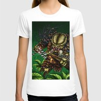 predator T-shirts featuring PREDATOR  by Bungle