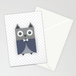 Smart owl Stationery Cards