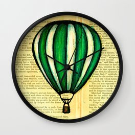 When Are You Going To Come Down?  Wall Clock