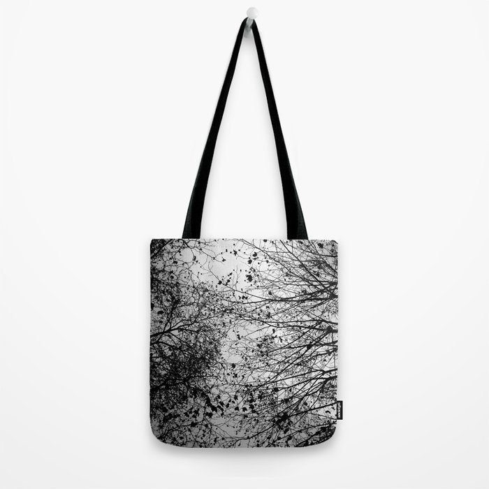Branches & Leaves Tote Bag