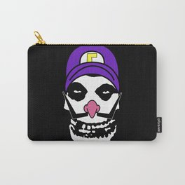 Misfit Waluigi Carry-All Pouch