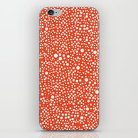 amelie iPhone & iPod Skins featuring Amelie by lumvina