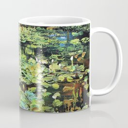 water flowers Coffee Mug