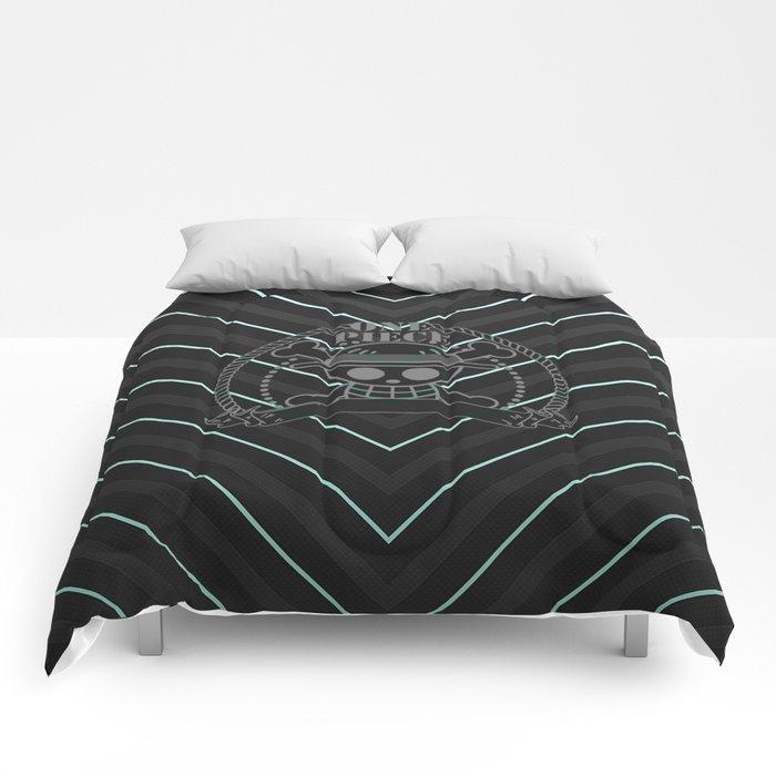 One Piece Comforters