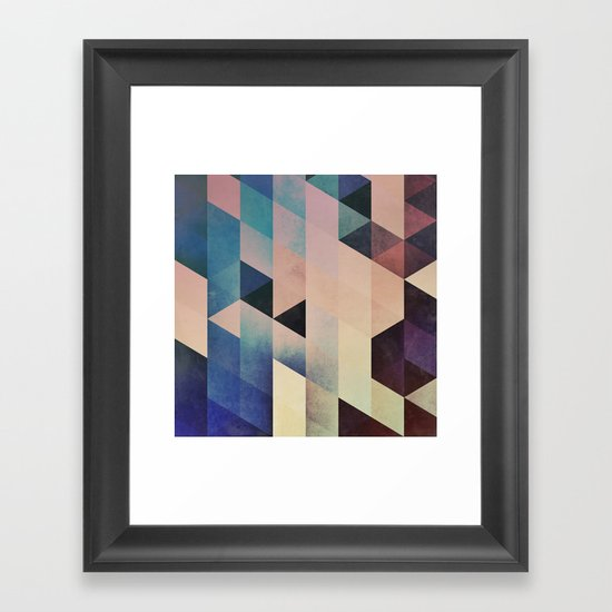 abyvv Framed Art Print