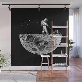 Space Wall Mural