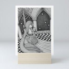 The Star Flowers (1) Mini Art Print