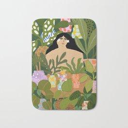 I Need More Plants Bath Mat