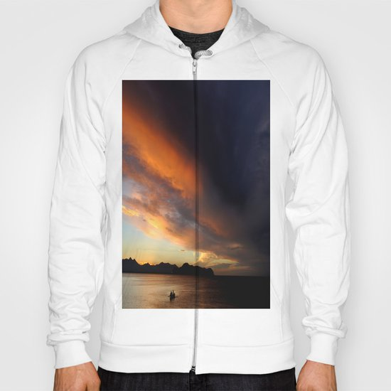 sunset  xxxxx Hoody