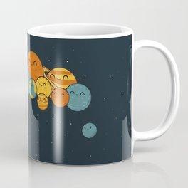 Photo Group Planets Coffee Mug