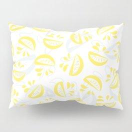 Abstract Lemonade 5 Pillow Sham