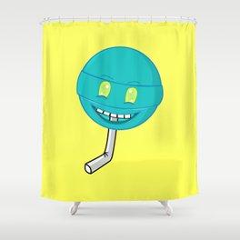 Da Dum Dum Shower Curtain