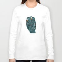 stone Long Sleeve T-shirts featuring Stone by @Katbingart