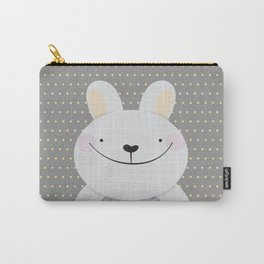 Cute Rabbit Carry-All Pouch