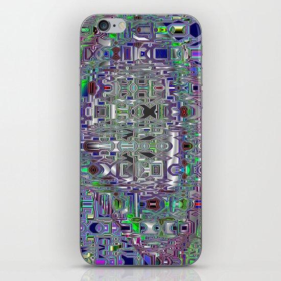 Inner Worth A iPhone & iPod Skin