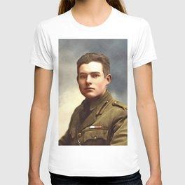 Ernest Hemingway, Writer T-shirt