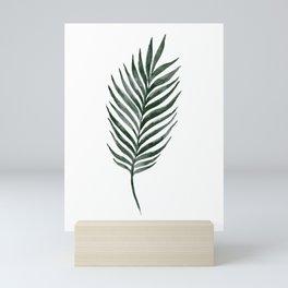 Palm Branch Art Mini Art Print